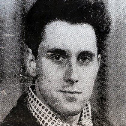 Günter Liftin, primer fusilado por las tropas de frontera de Alemania del Este, el 24 de agosto de 1961 (Dominio público)