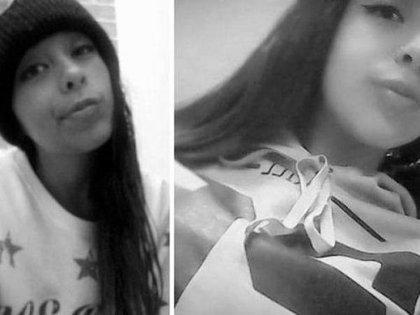 Juliana Andrea Molina Ulloa tenía 21 años de edad. Foto: Archivo Particular.