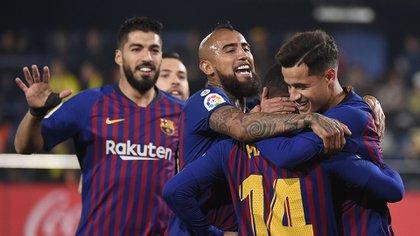 El Barcelona se prepara para una renovación de plantel (AFP)