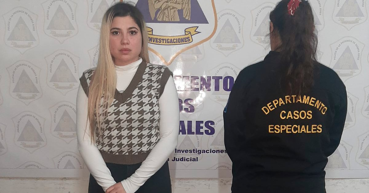 The story behind the arrest of one of the 10 most wanted women in Argentina