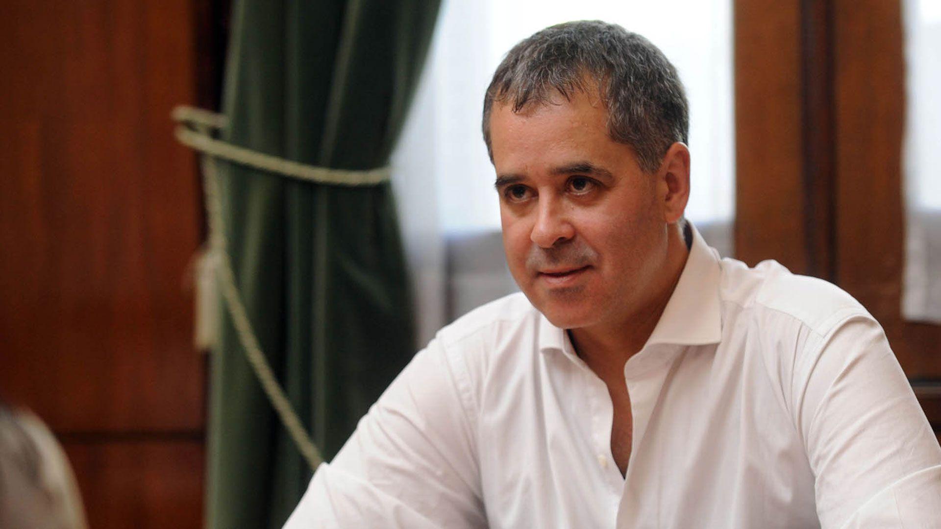 Alejandro Rodríguez, diputado nacional  (Adrián Escandar)