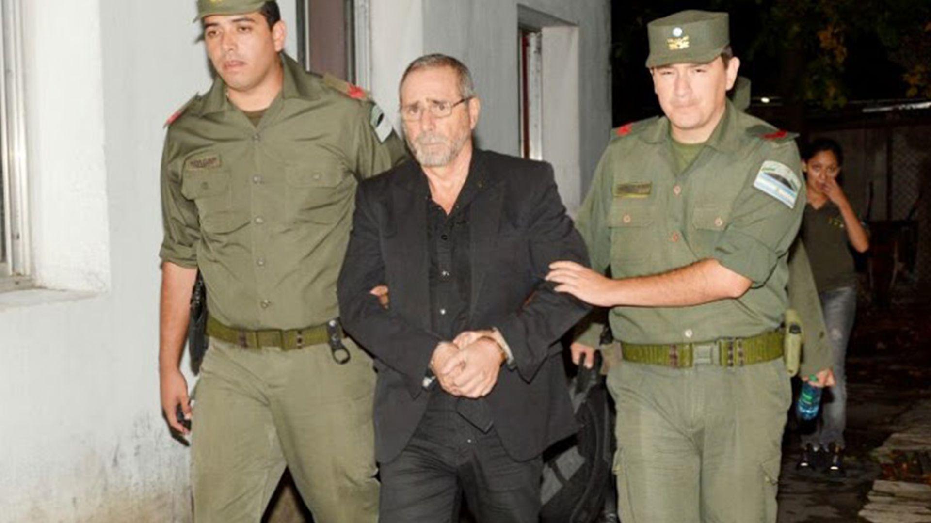 El ex secretario de Transporte, Ricardo Jaime