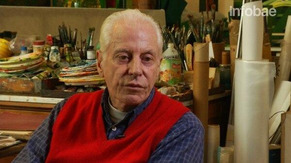 Nicolás García Uriburu murió en 2016
