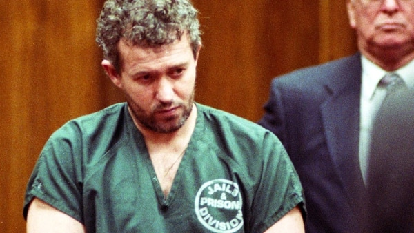 Barry Bennel, en el banquillo de los acusados (AP)