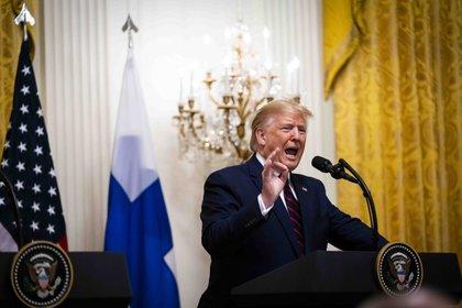 Donald Trump (Doug Mills/The New York Times)