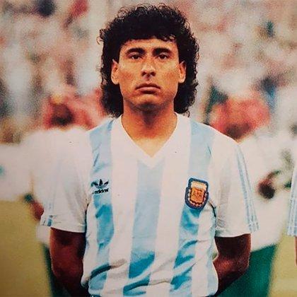 Villita fue campeón con la selección argentina de Basile en la Copa Rey Fahd del 92