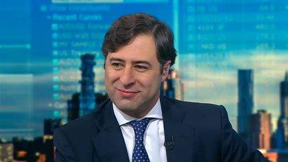 El CEO de Corporación América, Martín Eurnekian