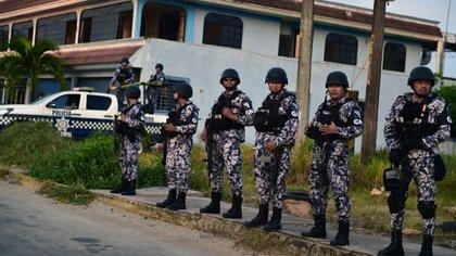 El envío de la Guardia Nacional es para controlar el flujo migratorio de Centroamérica (Foto: Archivo)