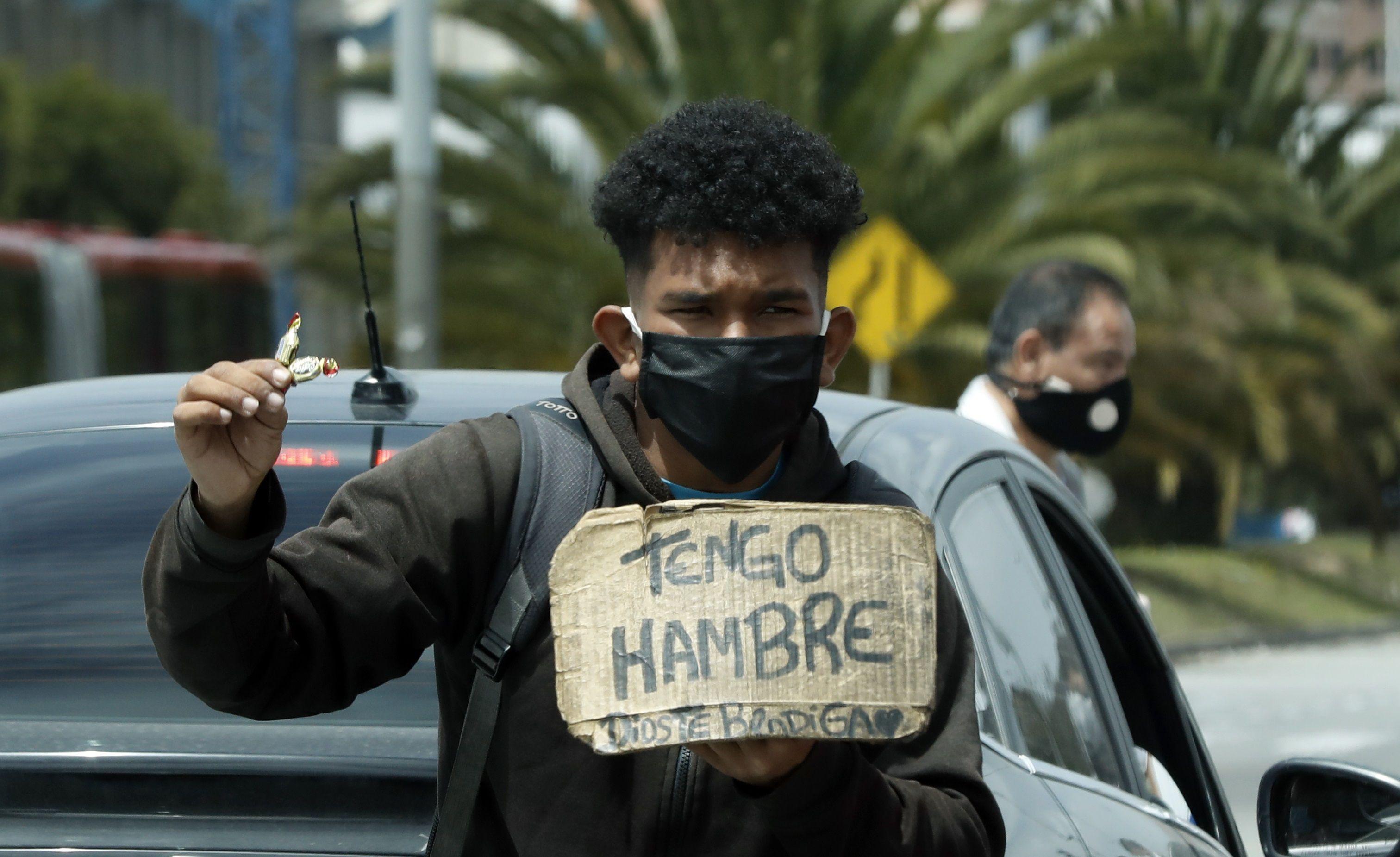 Según el medio, la pandemia en Colombia no se ha manejado en un nivel efectivo. EFE/Mauricio Duenas Castañeda