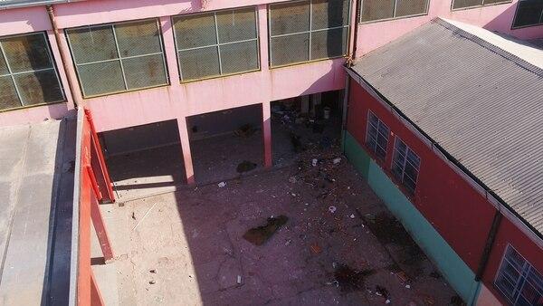 El barrio quedó conmovido por las muertes de Sandra y Rubén (Infobae)