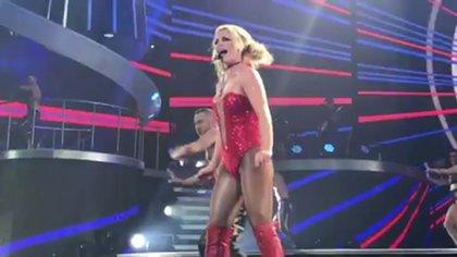 Britney Spears se encuentra de gira tras cuatro años en Las Vegas