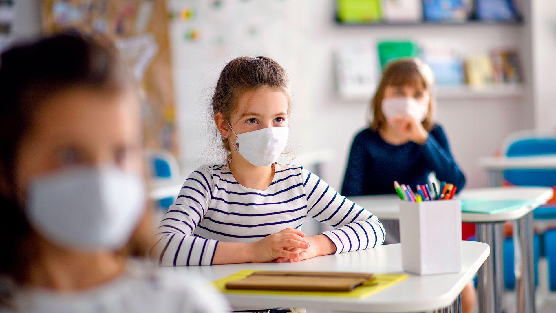 Escuelas coronavirus