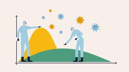 Un dato no menor es que en el país está por comenzar el invierno y se sabe que en clima frío el virus tiene más facilidad de transmisión (Shutterstock)