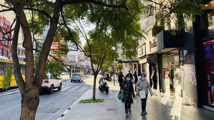 """""""A algunos comerciantes les interesa achicarse, otros se agrandan y ocupan locales que antes eran inimaginables, es muy heterodoxo el perfil como sus requerimientos2, dijo a Infobae Jorge Gayoso"""