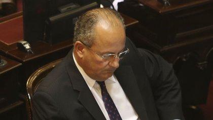 El legislador fue denunciado por acoso sexual (NA)
