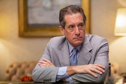 Miguel Pesce, titular del BCRA (Maria Amasanti/Bloomberg)