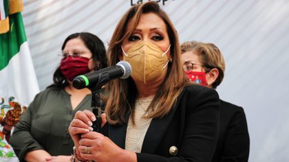 Cuéllar fue diputada local y senadora de la República en los últimos años; desde 1992 hasta 2012 fue militante del PRI (Foto: Cuartoscuro)