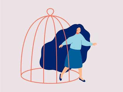"""""""Ante esto se impone redoblar los cuidados personales: cuidar la salud física, la salud mental y cuidar enormemente los vínculos porque son la red de apoyo para sostenerse en esta situación"""" (Shutterstock)"""