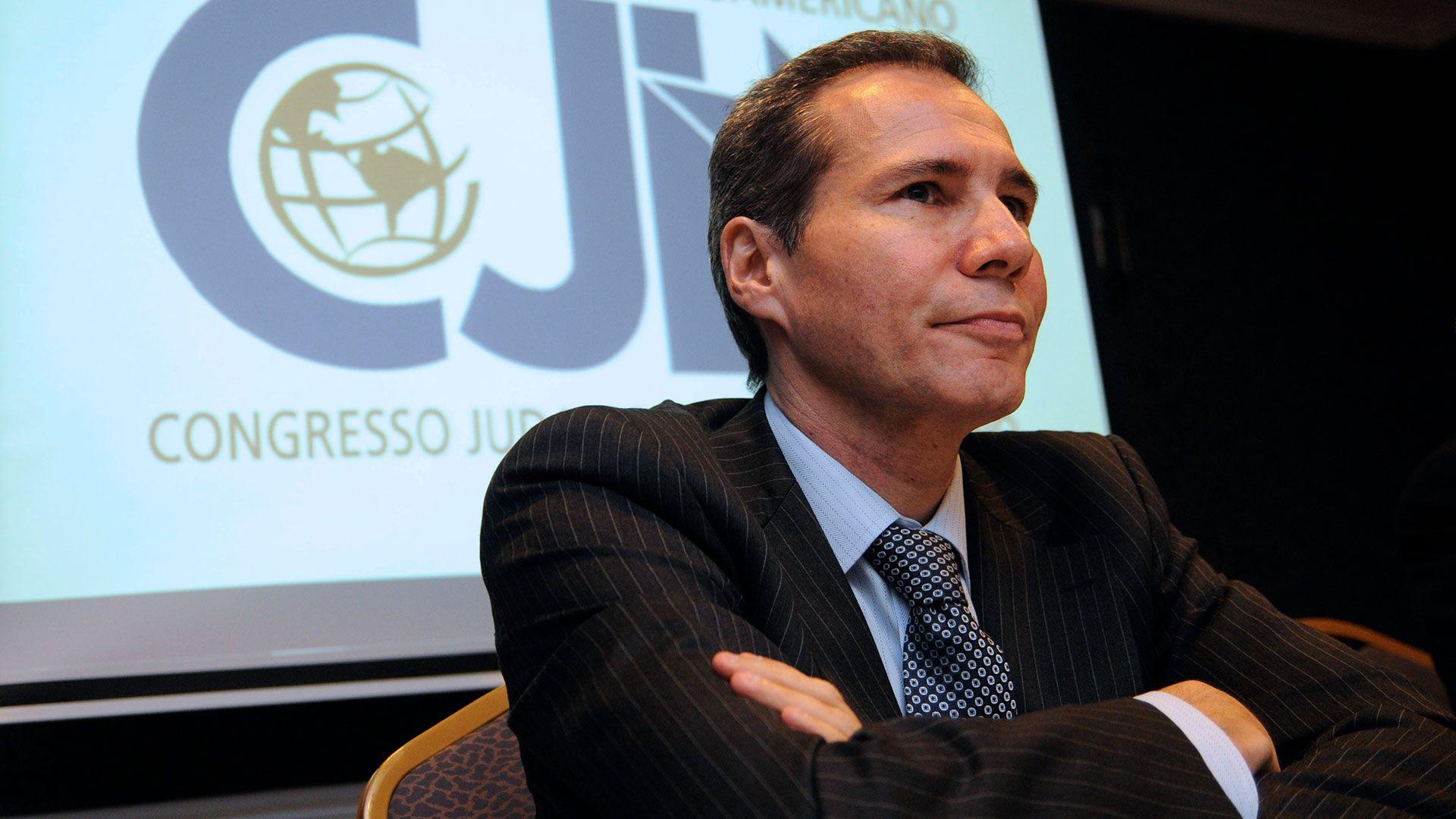 Alberto Nisman (NA)