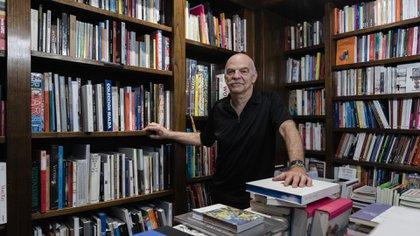 Martín Caparrós (foto Adrián Escandar)