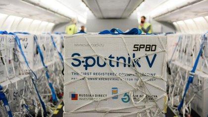 En las 11 operaciones completadas hacia la capital de la Federación Rusa se trajeron al país 4.467.745 dosis de la Sputnik V