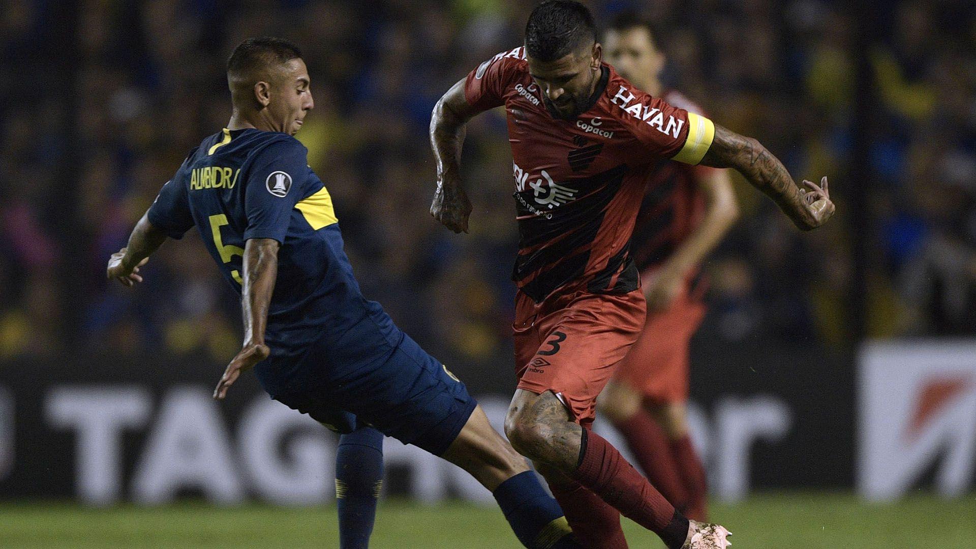 Agustín Almendra no juega profesionalmente desde noviembre de 2019 (Photo by Juan MABROMATA / AFP)