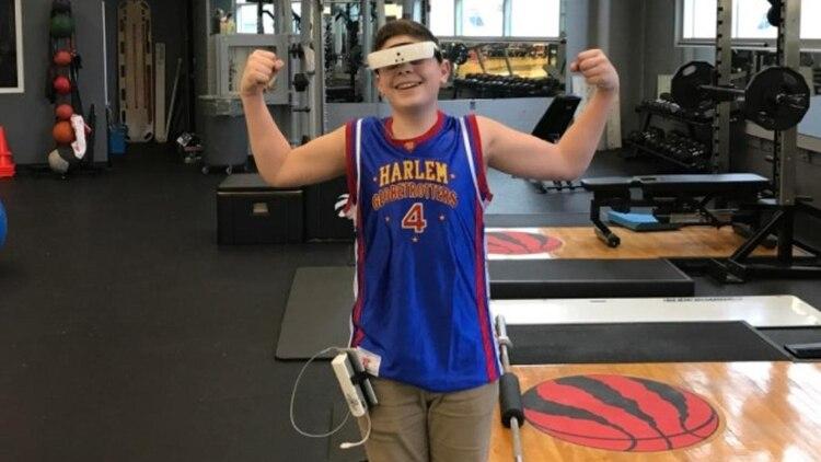 78420bebb1 Cómo funcionan las gafas que permitieron a un chico ciego de 13 años ...