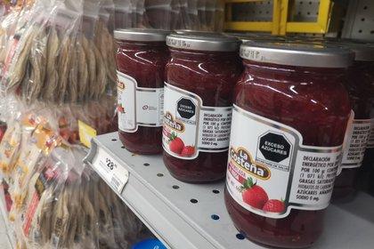 En otros países, como en mëxico, ya se ha implementado este tipo de etiquetado (FOTO: MOISÉS PABLO/CUARTOSCURO.COM)