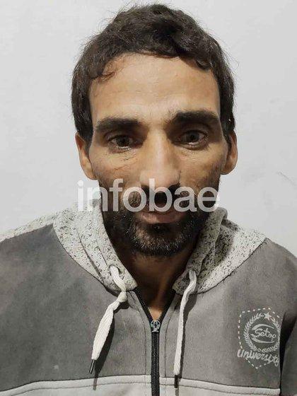 Carlos Savanz, el secuestrador de Maia, detenido este jueves