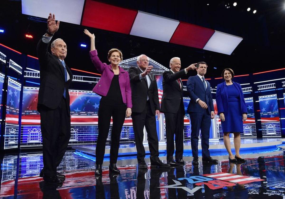 Qué tienen para ganar y para perder los precandidatos demócratas en el Supermartes en Estados Unidos