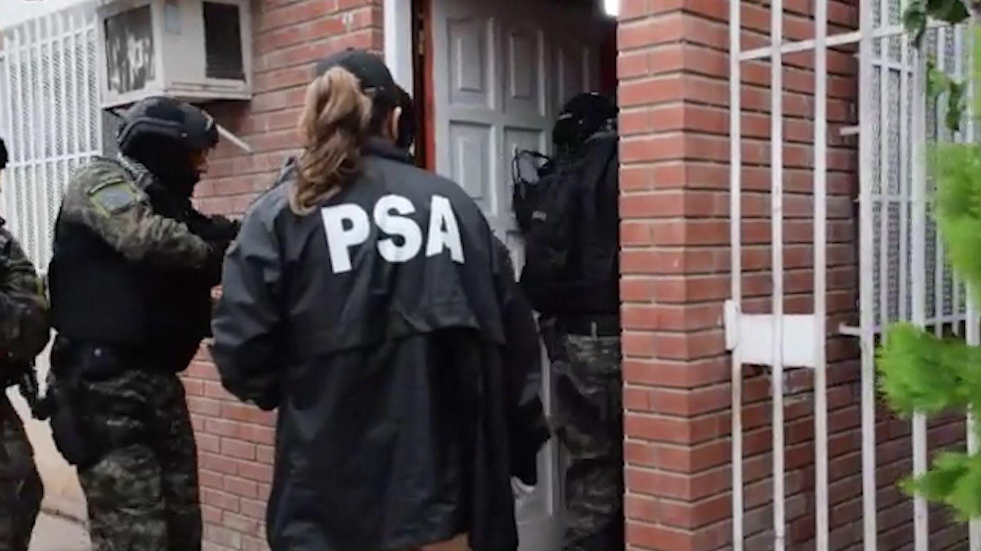 La PSA desbarató una banda que cobraba por tramitar planes sociales