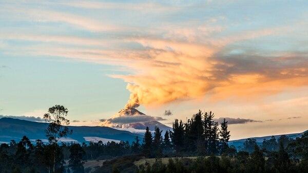 En 2015 el volcán tuvo un episodio de actividad mayor y desde entonces se encuentra monitoreado (Getty Images)