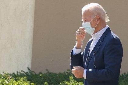 Biden y su equipo de campaña ya se encuentran trabajando en la transición (REUTERS/Jonathan Ernst)