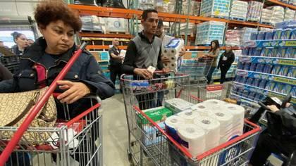 El 40% de los consultados refirieron que las afectaciones serán muchas al interior de sus hogares. (Foto: Omar Martínez/Cuartoscuro)