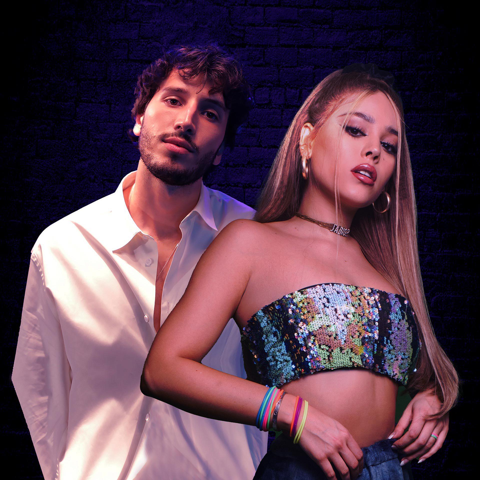 Danna Paola y Sebastián Yatra lanzan No bailes sola SF