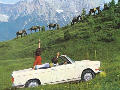 En Europa también existió la versión cabriolet.