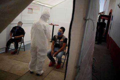 La Ciudad de México continúa siendo la entidad con mayor número de contagios y defunciones (Foto: Reuters)