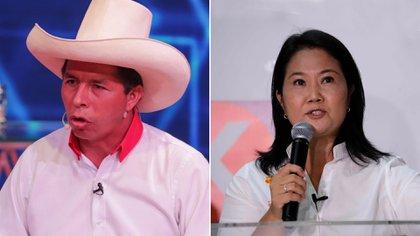 Con el 99% de los votos escrutados, se confirma una segunda vuelta entre Pedro Castillo y Keiko Fujimori en Perú