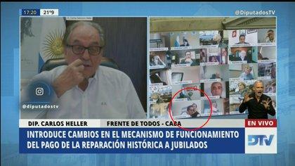 """María Rachid defendió a Juan Emilio Ameri y, si bien sostuvo que estaba de acuerdo con la suspensión, criticó la cobertura de los medios. """"No estaba teniendo relaciones sexuales, están tergiversando los hechos"""", dijo."""