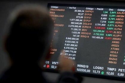 La Bolsa local ofrece un amplio menú de acciones internacionales para operar a través de los Cedears. (Reuters)