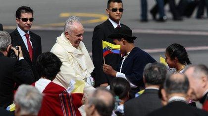 El canciller de Ecuador confirmó una nueva visita del papa Francisco al país para 2024