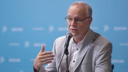 """""""El Estado es el único que puede resguardar la salud en su dimensión de derecho"""", dijo Daniel Gollán"""