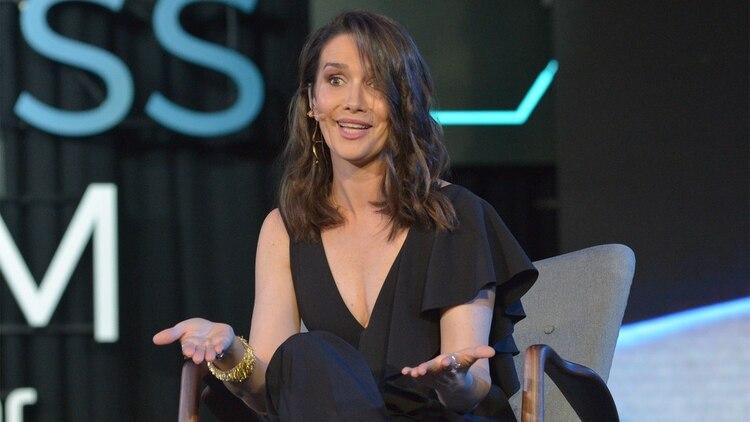 La actriz uruguaya prefiere evitar las redes sociales (Marcelo Umpiérrez)
