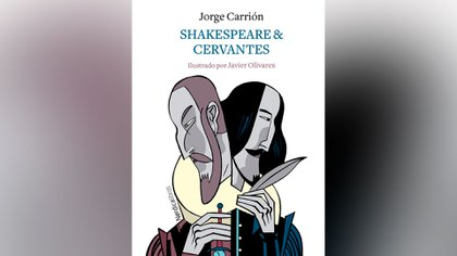 """Shakespeare & Cervantes"", de Jorge-Carrión (Nórdica)"