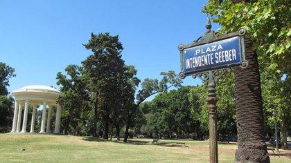 La plaza Seeber se convertirá en el Parque Semana del Arte