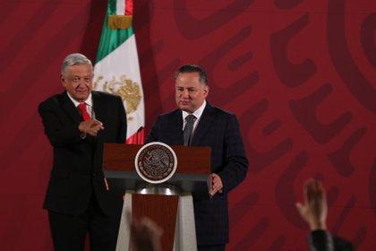 Santiago Nieto aclaró que ha proporcionado la información que se le han solicitado (Foto: Zuma Press)