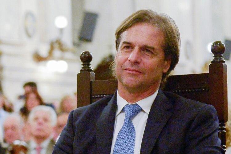 El Presidente de Uruguay Luis Lacalle Pou consideró a los femicidios como un