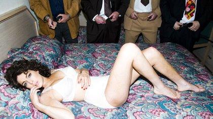 "Lindsay Lohan interpretó a a Lovelace en la cinta ""Inferno"" (Especial)"