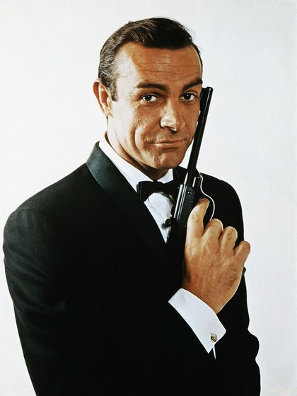 Connery hizo siete películas como este personaje (Foto: Archivo)