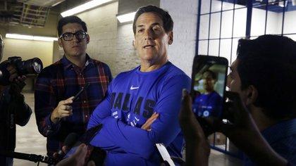 La más reciente multa que pagó el propietario de Dallas fue de USD 50,000 (Foto:AP)